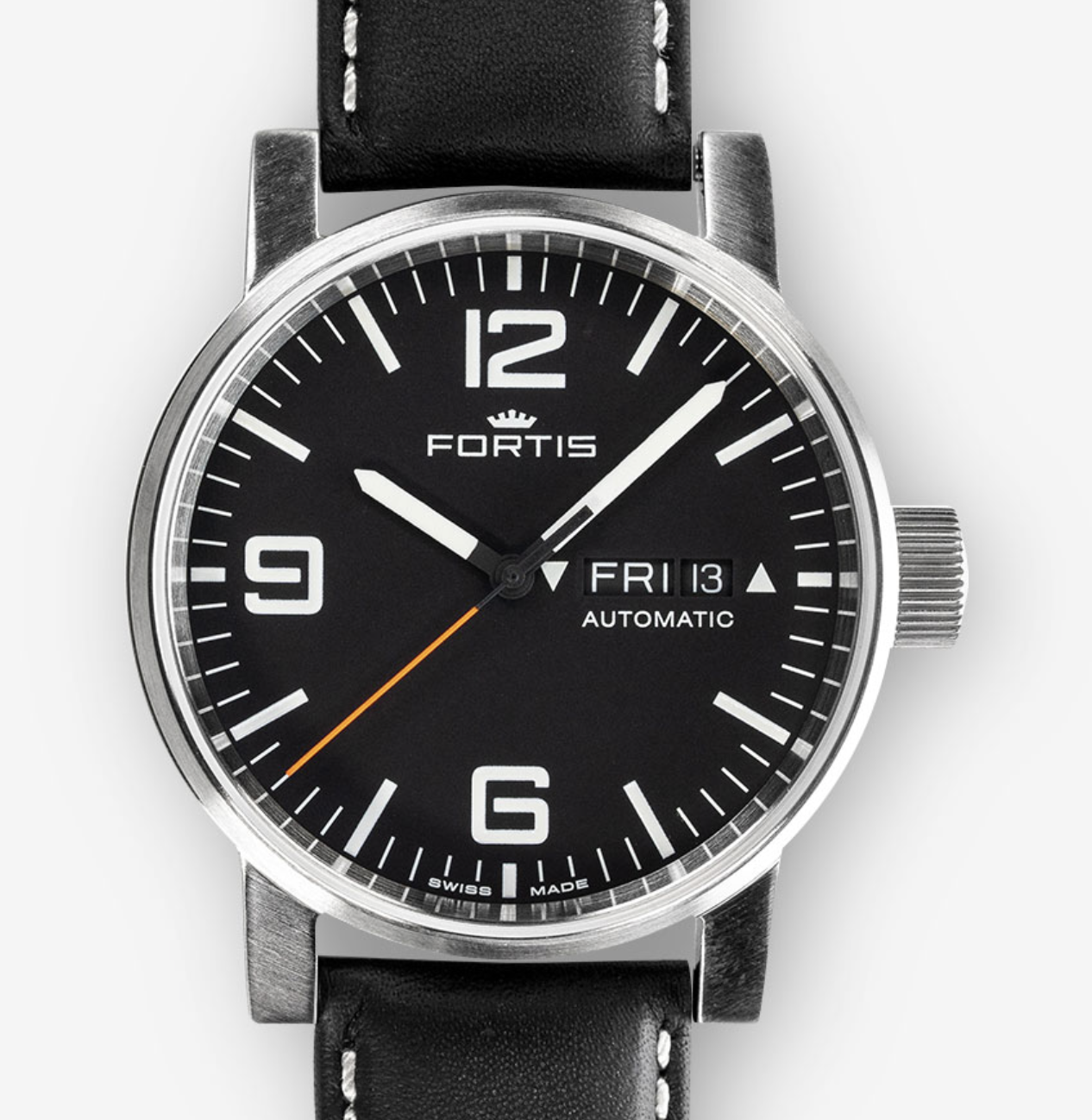 FORTIS SPACEMATIC STEEL 623.10.18